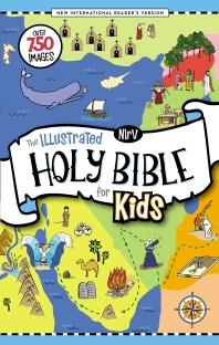 [해외]Nirv, the Illustrated Holy Bible for Kids, Hardcover, Full Color, Comfort Print