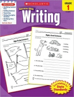 [해외]Scholastic Success with Writing, Grade 1