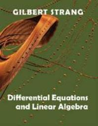 [해외]Differential Equations and Linear Algebra (Hardcover)