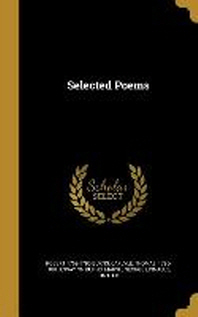 [해외]Selected Poems (Hardcover)