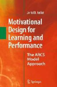 [해외]Motivational Design for Learning and Performance (Paperback)