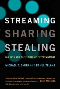 [해외]Streaming, Sharing, Stealing (Hardcover)