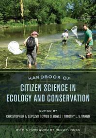 [해외]Handbook of Citizen Science in Ecology and Conservation