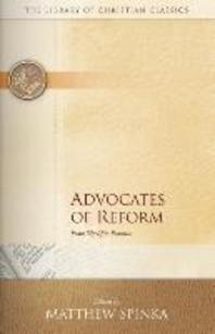 [해외]Advocates of Reform (Paperback)
