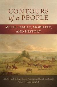 [해외]Contours of a People (Hardcover)