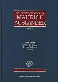 Selected Works of Maurice Auslander , 2-Parts
