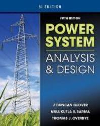 Power System Analysis & Design, 5/E