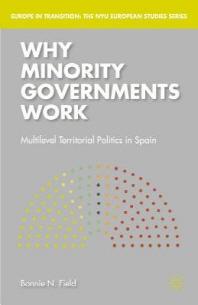 [해외]Why Minority Governments Work (Hardcover)