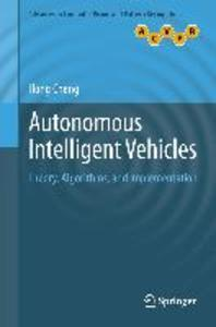 [해외]Autonomous Intelligent Vehicles (Hardcover)