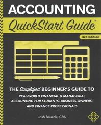 [해외]Accounting QuickStart Guide