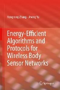 [해외]Energy-Efficient Algorithms and Protocols for Wireless Body Sensor Networks