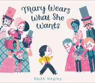 [해외]Mary Wears What She Wants (Hardcover)