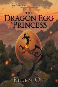 [해외]The Dragon Egg Princess (Hardcover)