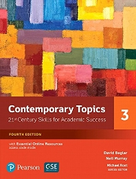 Contemporary Topics 3 with Essential Online Resources