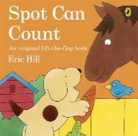 [해외]Spot Can Count Lift-The-Flap