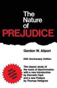 [해외]The Nature of Prejudice (Paperback)