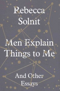 [해외]Men Explain Things to Me (hardback)