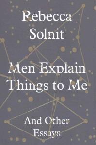 [보유]Men Explain Things to Me