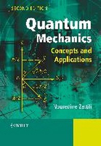 Quantum Mechanics : Concepts and Applications, 2/E