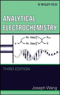 [해외]Analytical Electrochemistry