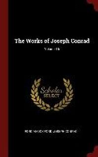 [해외]The Works of Joseph Conrad; Volume 16 (Hardcover)