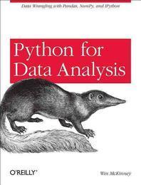 [해외]Python for Data Analysis (Paperback)