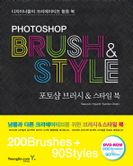 PHOTOSHOP BRUSH & STYLE(DVD1������)
