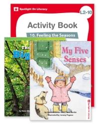 Feeling the Seasons(CD1장포함)(Spotlight on Literacy L2-10)