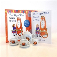 [해외]Tiger Who Came to Tea - Tea Set