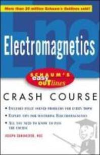 [해외]Schaum's Easy Outline of Electromagnetics