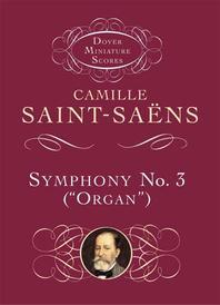 """[해외]Symphony No. 3 (""""Organ"""") in Full Score"""