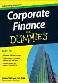 [해외]Corporate Finance for Dummies