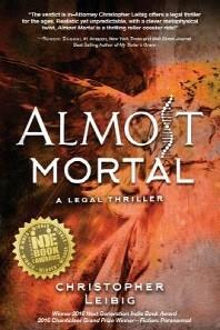 [해외]Almost Mortal (Paperback)