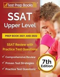 [해외]SSAT Upper Level Prep Book 2021 and 2022