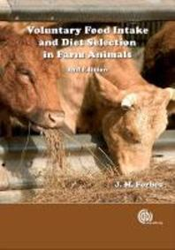 Voluntary Food Intake and Diet Selection in Farm Animals , 2/ed