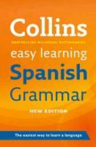 [해외]Easy Learning Spanish Grammar