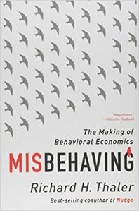 Misbehaving * 2017 노벨 경제학상 *
