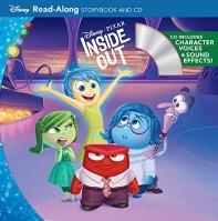 [해외]Inside Out Read-Along Storybook and CD
