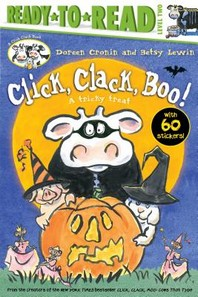 Click, Clack, Boo!/Ready-To-Read
