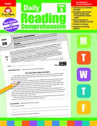[해외]Daily Reading Comprehension, Grade 6 (Paperback)