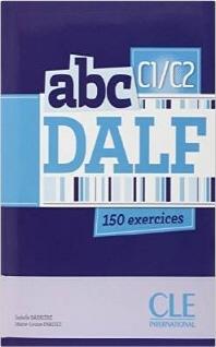 DALF C1-C2 + LIVRET + CD AUDIO