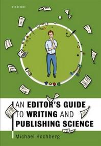 [해외]An Editor's Guide to Writing and Publishing Science
