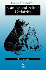 [해외]Canine and Feline Geriatrics (Paperback)