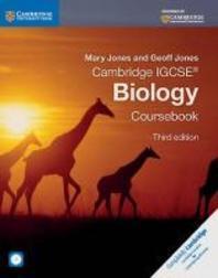 [해외]Cambridge Igcse(r) Biology Coursebook [With CDROM]
