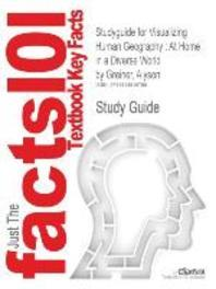 Studyguide for Visualizing Human Geography
