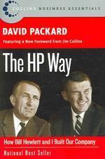 [해외]The HP Way