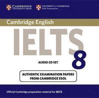 CAMBRIDGE IELTS. 8(CD 2��)