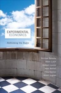 [해외]Experimental Economics