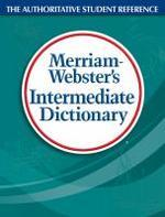 Merriam-Webster's Intermediate Dictionary #
