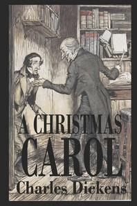 [해외]A Christmas Carol (Illustrated) (Paperback)